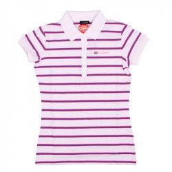 Дамска Тениска FLAIR Stripe Polo Shirt