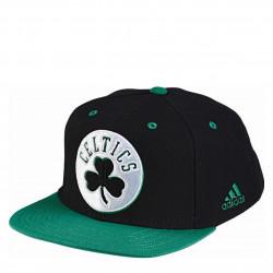 Шапка ADIDAS Boston Celtics Snapback Cap