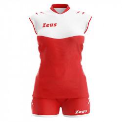 Волейболен Екип ZEUS Kit Volley Sara Slim Fit
