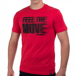 Мъжка Тениска FLAIR Feel The Move Fade T-Shirt