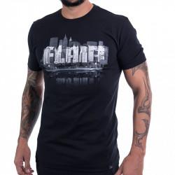 Мъжка Тениска FLAIR NYC Logo T-Shirt