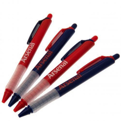 Комплект Химикалки ARSENAL 4 Pack Pen Set