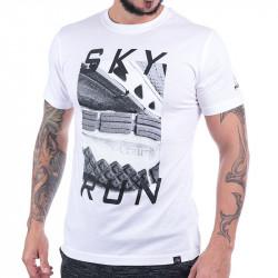 Мъжка Тениска FLAIR Sky Run Sneaker Sole Tee