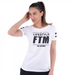 Дамска Тениска FLAIR Lifestyle FTM