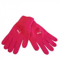 Дамски Зимни Ръкавици PUMA Gloves Pink