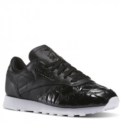 Дамски Маратонки REEBOK CLassic Leather Hype Metallic Trainers