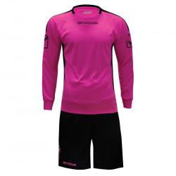 Мъжки Вратарски Екип GIVOVA Goalkeeper Kit Hyguana 0610