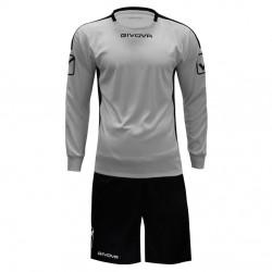 Мъжки Вратарски Екип GIVOVA Goalkeeper Kit Hyguana 2710