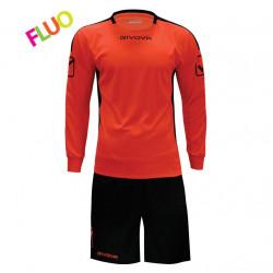 Мъжки Вратарски Екип GIVOVA Goalkeeper Kit Hyguana 2810