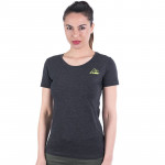Дамска Тениска FLAIR C-Neck Logo T-shirt