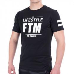 Мъжка Тениска FLAIR Lifestyle FTM Label T-Shirt