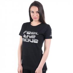 Дамска Тениска FLAIR FTM Steel T-Shirt