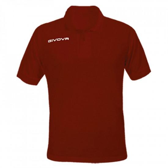 Детска Тениска GIVOVA Polo Summer 0008
