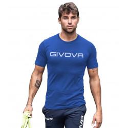 Мъжка Тениска GIVOVA T-Shirt Spot 0002