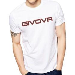 Мъжка Тениска GIVOVA T-Shirt Spot 0003