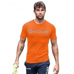Мъжка Тениска GIVOVA T-Shirt Spot 0028