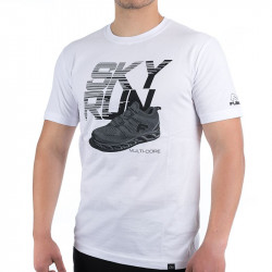 Мъжка Тениска FLAIR Sky Run Multi-Core T-Shirt