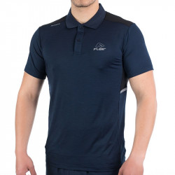 Мъжка Тениска FLAIR Nano Polo Shirt