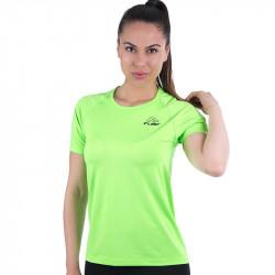 Дамска Тениска FLAIR Poly T-Shirt