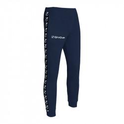 Мъжки Панталони GIVOVA Pantalone Tricot Band 0004