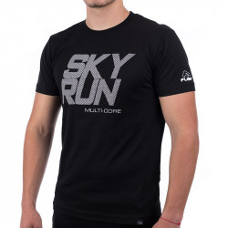 Мъжка Тениска FLAIR Multi Core Sky Run T-Shirt