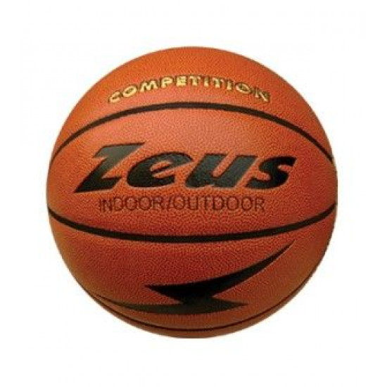 Баскетболна Топка ZEUS Basket Competition Pu 0714
