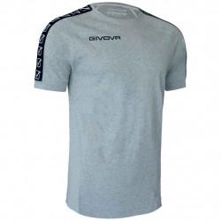 Детска Тениска GIVOVA T-Shirt Cotton Band 0043