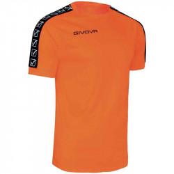 Мъжка Тениска GIVOVA T-Shirt Poly Band 0001