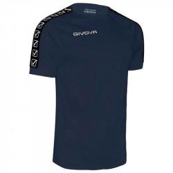Мъжка Тениска GIVOVA T-Shirt Poly Band 0004