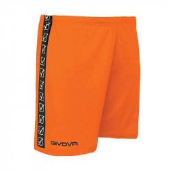 Мъжки Къси Панталони GIVOVA Pantaloncino Poly Band 0001