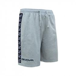 Мъжки Къси Панталони GIVOVA Bermuda Terry Band 0043