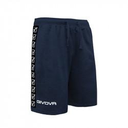 Детски Къси Панталони GIVOVA Bermuda Terry Band 0004