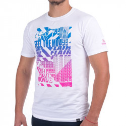 Мъжка Тениска FLAIR Hologram T-shirt