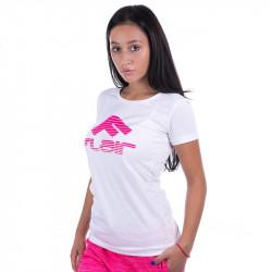 Дамска Тениска FLAIR Pinky Logo T-Shirt