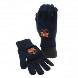 Ръкавици BARCELONA Knitted Crest Gloves