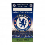 Картичка CHELSEA Birthday Card No 1 Fan