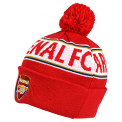 Зимна Шапка ARSENAL Text Cuff Knitted Hat