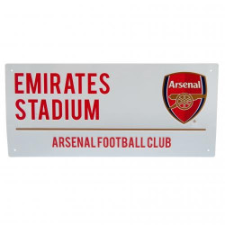 Табела ARSENAL Street Sign 40х18cm