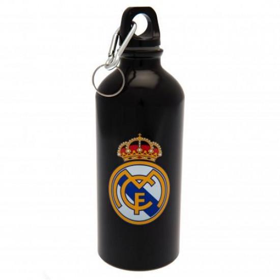 Бутилка REAL MADRID Aluminium Drinks Bottle BK