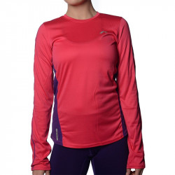 Дамска Блуза MORE MILE More-Tech Ladies Slim Fit Running Top