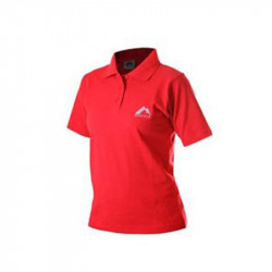 Дамска Тениска MORE MILE Short Sleeve Ladies Polo Shirt