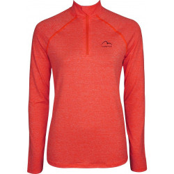 Дамска Блуза MORE MILE Womens Long Sleeve Running Top