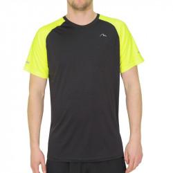 Мъжка Тениска За Бягане MORE MILE Tempest Cool Performance Mens Running Top