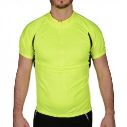 Мъжка Тениска MORE MILE Short Sleeve Mens Cycle Jersey