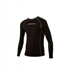 Мъжка Термо Блуза MORE MILE Seal Long Sleeve Compression Mens Running Top