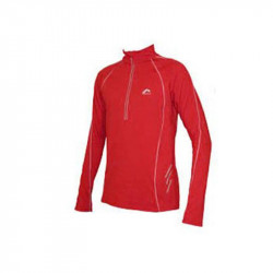 Мъжка Блуза MORE MILE Alaska Thermal Hi-Viz Mens Running Top