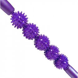 Ръчен Масажор MORE MILE  Supreme Spikey Ball Self Massage Stick