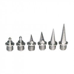 Комплект 12 бр. шипове по 12 мм MORE MILE Replacement Running Spike Pins