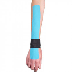 Кинезио Лента MORE MILE Pre-Cut Wrist Support Kinesiology Tape