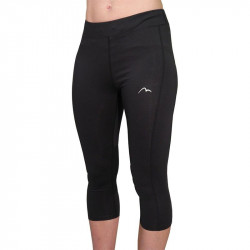 Дамски Клин MORE MILE Excel Ladies 3/4 Capri Running Tights